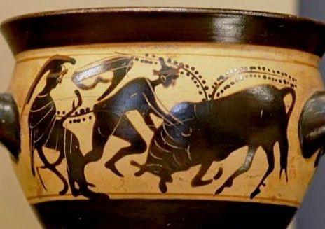 The Cretan Bull