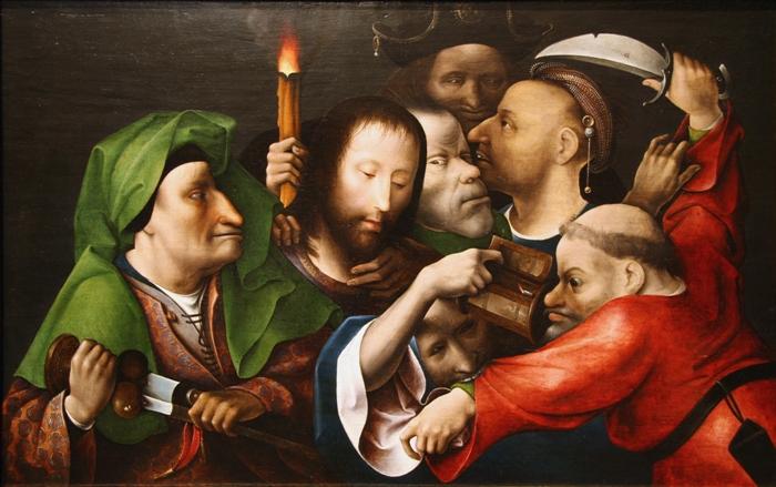 Hyeronimus Bosch — Arrest of Christ