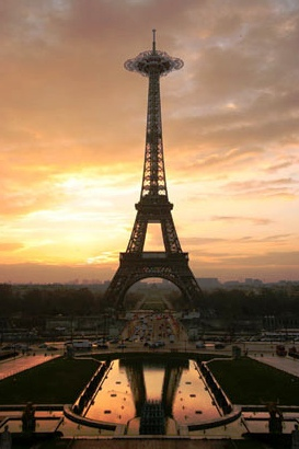Eiffel Tower — New shape