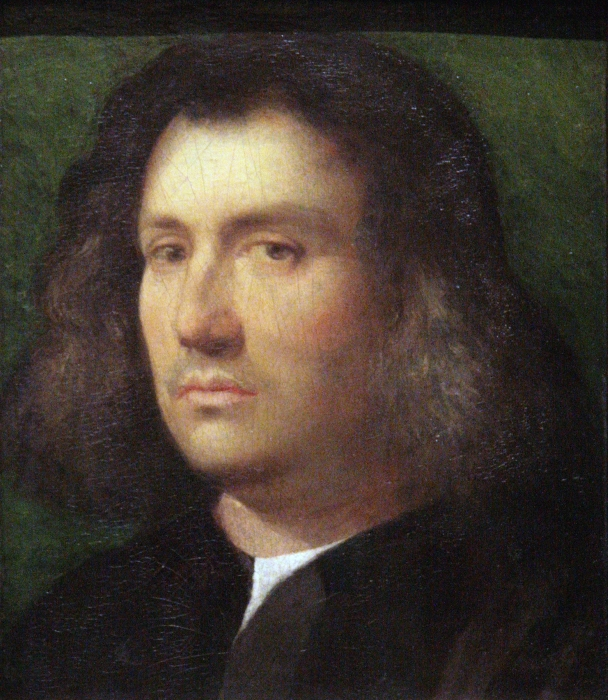 Giorgione — Portrait of a Man