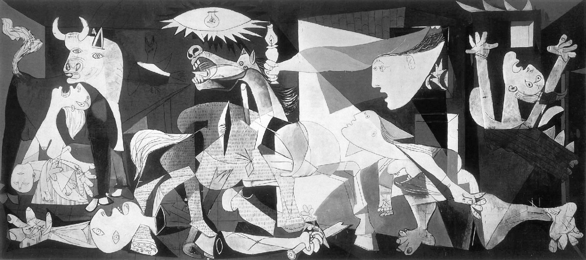 Guernica by Pablo Picasso