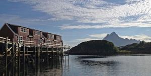 My rorbu in Lofoten