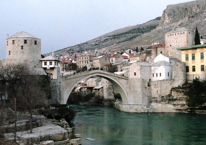 Mostar — Stari Most