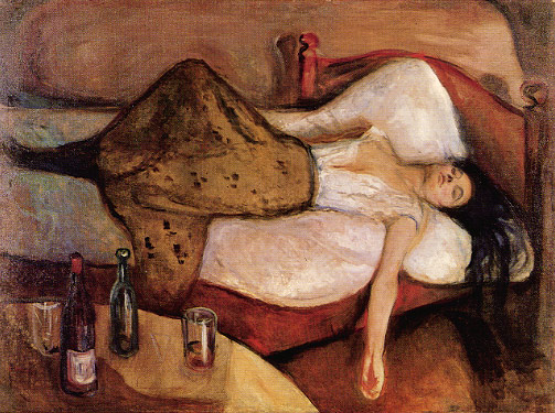 Edvard Munch — The Day After