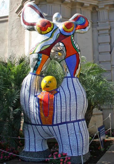 Poet and Muse — Niki de Saint-Phalle
