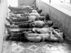 Algerian prisoners — Algiers, 1960